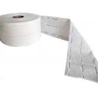 Подлепваща лента за колан  с размер      10-35-35-10 мм., бяла