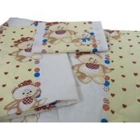Детски комплект 3 части - за легло 60/120 см.