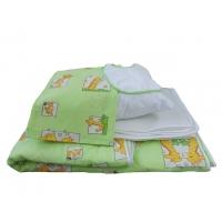 Детски комплект 5 части, за легло 70/140 см.