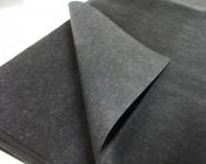 Подлепващ материал  Руселин А22, черно, топ - 100 м.
