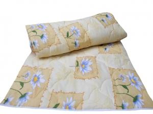 Олекотена завивка, памук, 150/200 см., с пълнеж 150 гр./м2 вата